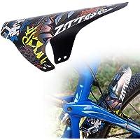 Honeytecs Mountain Bike Fender Bicycle Front Rear Mudguard