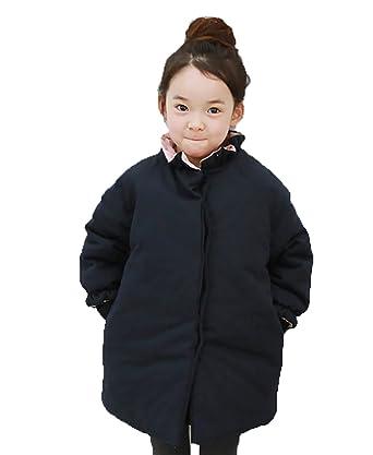 352e02a13 Amazon.com  Lemonkids Children Fancy Girls Winter Bowtie Anoraks ...