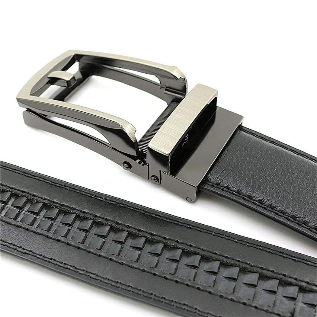 XioNiu Men Fashion Soft Buckle Synthetic Leather Waist Belts Belts
