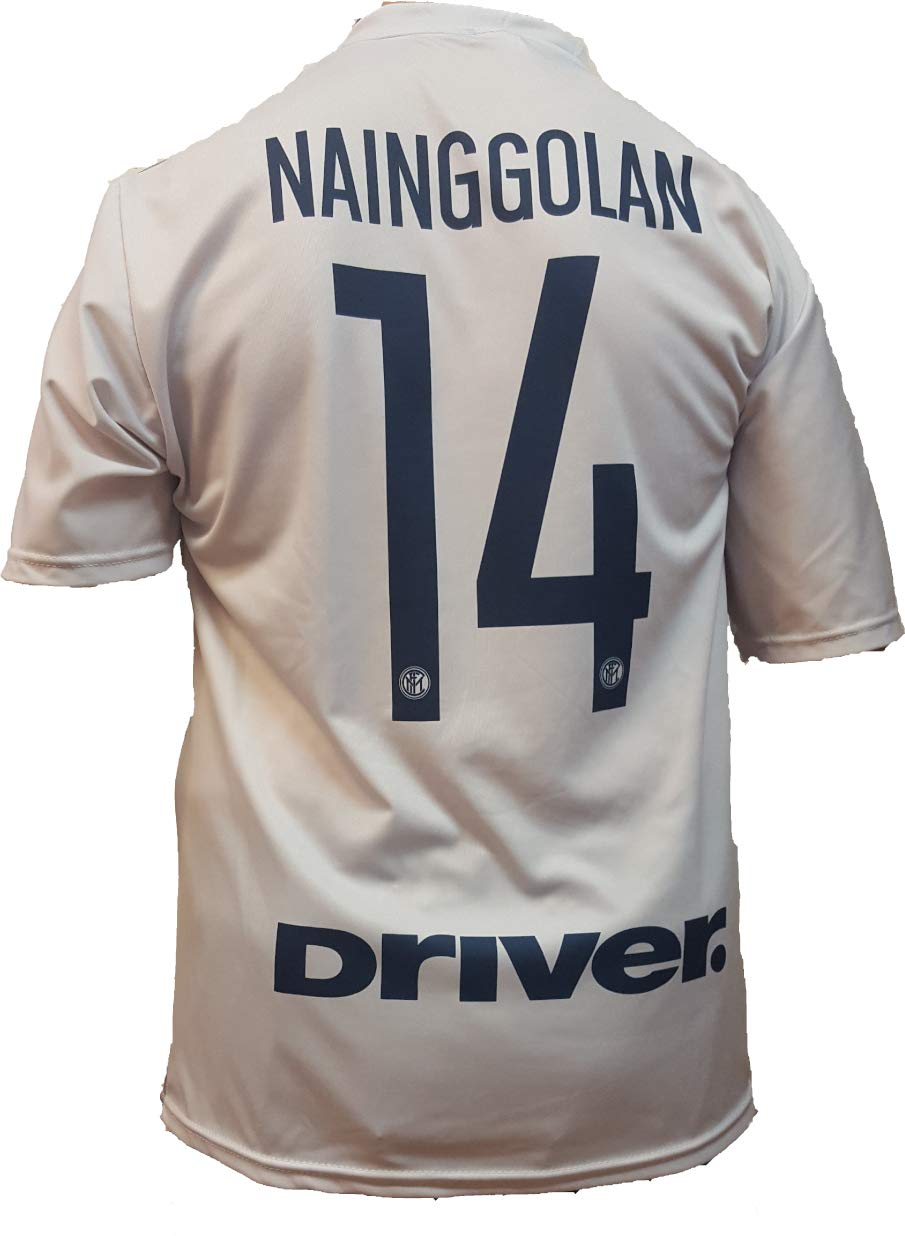 Tercera Camiseta Jersey Futbol F.C. Inter Radja Nainggolan ...