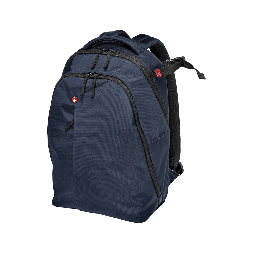Manfrotto MB NX-BP-VBU Backpack for DSLR Camera, Laptop & Personal Gear (Blue) by Manfrotto