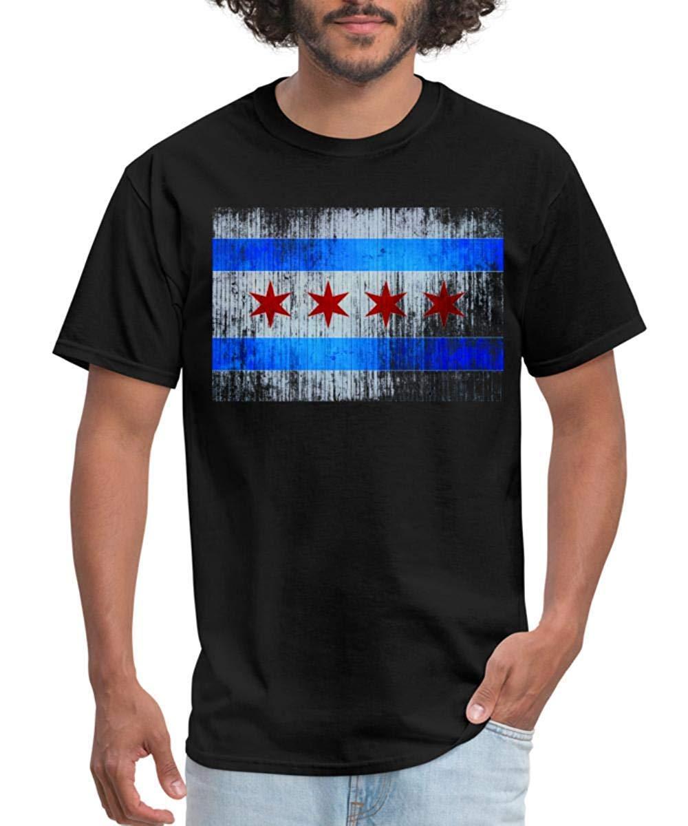 Danlose Chicago Flag S Tshirt
