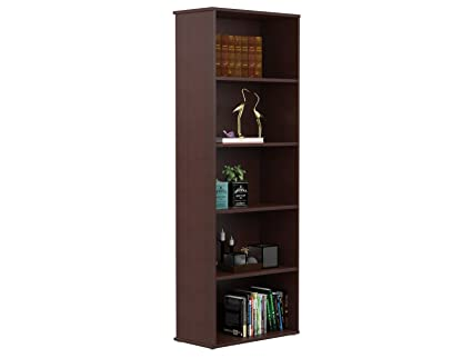 Forzza Roma Bookshelf Walnut