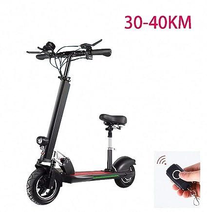 FZ FUTURE Patinete eléctrico Plegable,Scooter electrico con ...