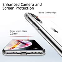 Deals on ESR Slim Clear Soft TPU Case for iPhone Xs Max