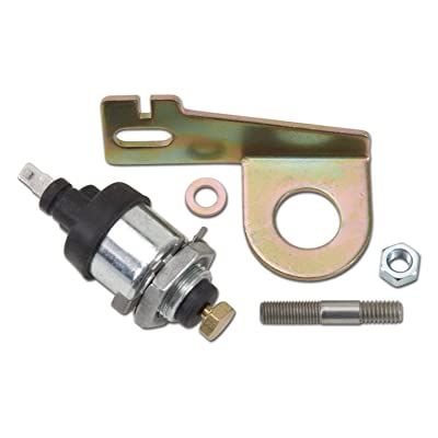 Edelbrock 8059 Solenoid and Bracket: Automotive