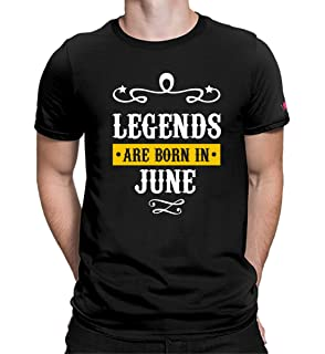 0061c5615 PrintOctopus Graphic Printed T-Shirt for Men | Legends are Born in December  T-