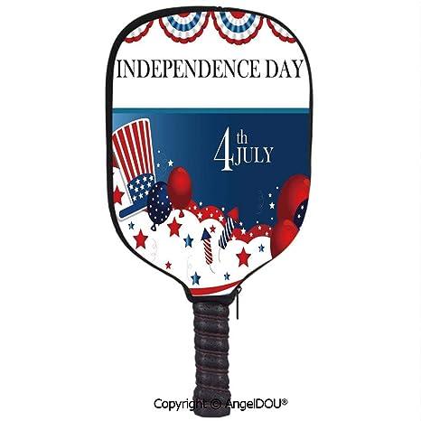 Amazon.com : AngelDOU 4th of July Decor Lightweight Neoprene ...