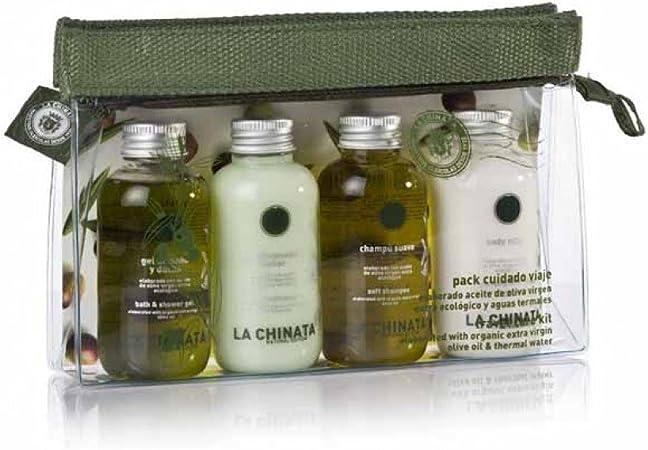 Pack Cuidado Viaje Natural Edition - La Chinata: Amazon.es: Belleza