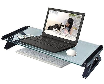 Elevador de soporte de monitor soporte de escritorio de ordenador portátil TV impreso contenedor estante de