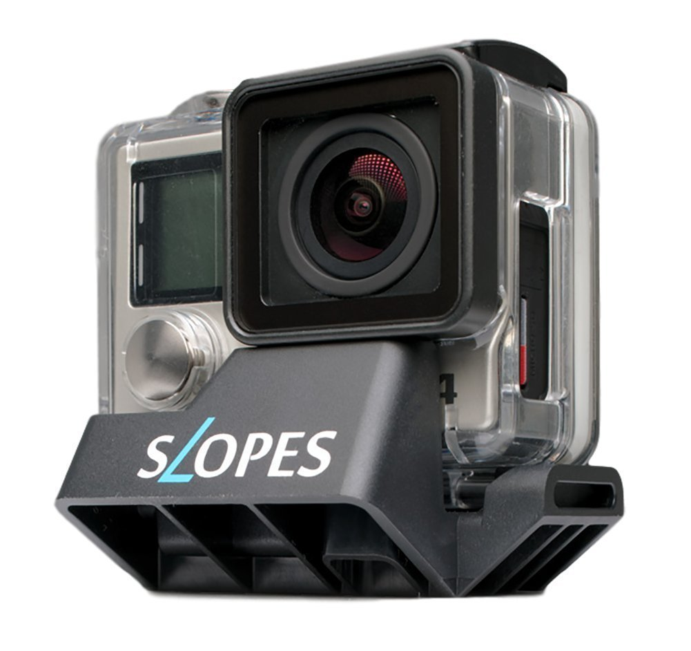 Rogeti Slopes Black - Instant Stand for GoPro in Housing