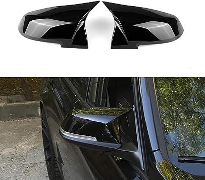 Carbon Fiber Side Mirror Caps For BMW 1 2 3 4 Series Fit F30 F32 F22 F20