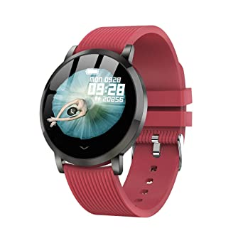Amazon.com: Kay Cowper 1.3inch Color Screen Heart Rate Blood ...