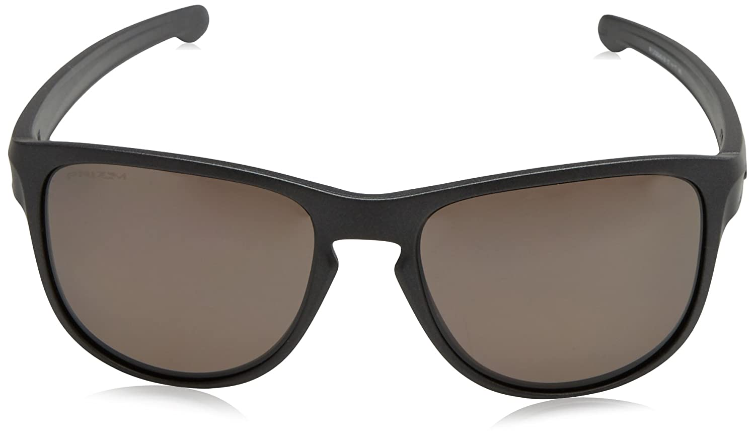 e09cd577ac9 Oakley Sunglasses Sliver R OO9342-08 Steel Frame Prizm Daily Polarized Lens  57MM  Amazon.ca  Luggage   Bags