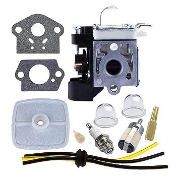 REFURBISHHOUSE Carburador con Kit de Mantenimiento Repower Para ...