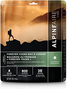 AlpineAire Forever Young Mac & Cheese