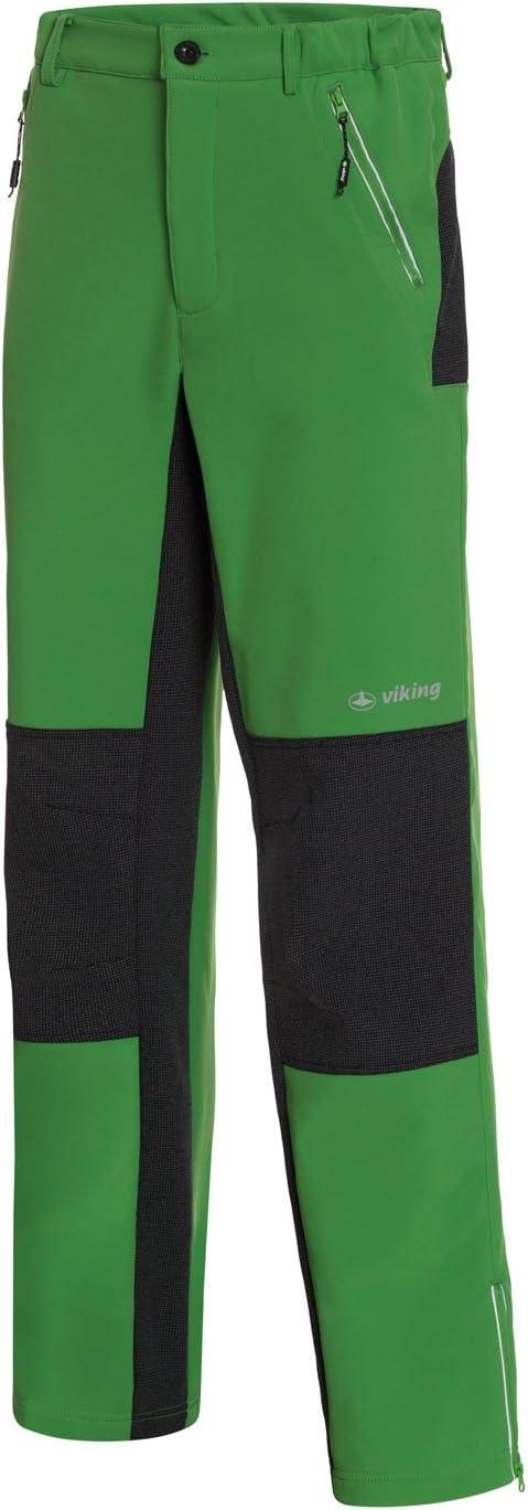 Verde//Negro con Refuerzo De Kevlar Extra C/álido Escalada Summit Warm viking Pantalones De Trekking Hombres XL para Senderismo Impermeable