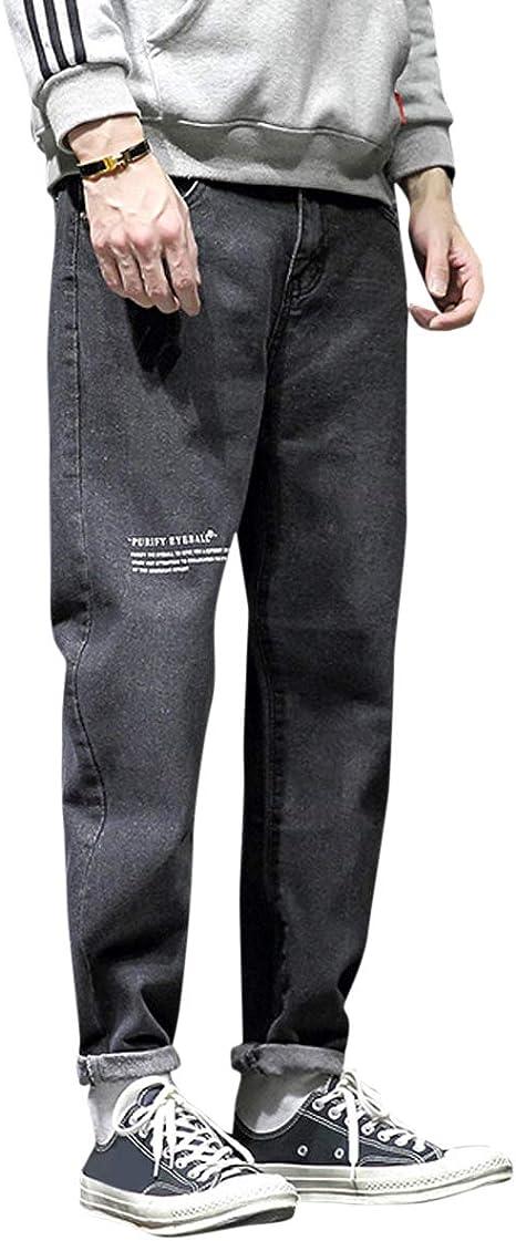 [Mirroryou(ミラーユー)]デニムパンツ メンズ おおきいサイズ サルエル