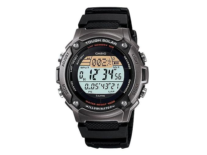 6512ee175140 Reloj Casio para Hombre W-S200H-1AVEF  Amazon.es  Relojes