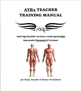 Amazon.com: ayrx Yoga Swing Manual de Capacitación & ...
