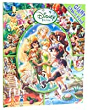 Giant Look and Find Disney Fairies, Publications International Staff, 1412795699
