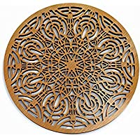 Frank Lloyd Wright Francis Apartments Grille Wall Element- Cherry