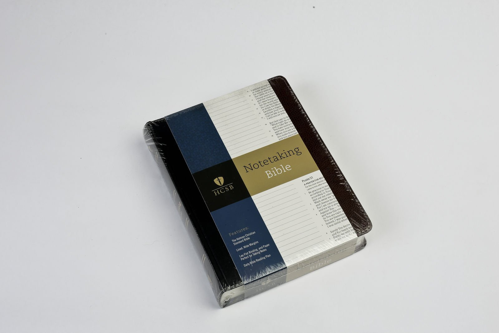Brown Bonded Leather: Holman Bible Staff:  9781433643033: Amazon: Books