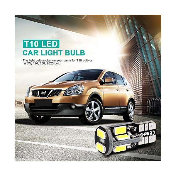 Sunnest T10 Interior Lights