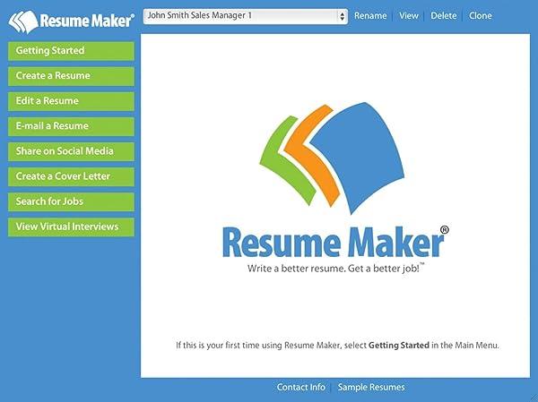 resume maker for windows download - Resume Maker Download
