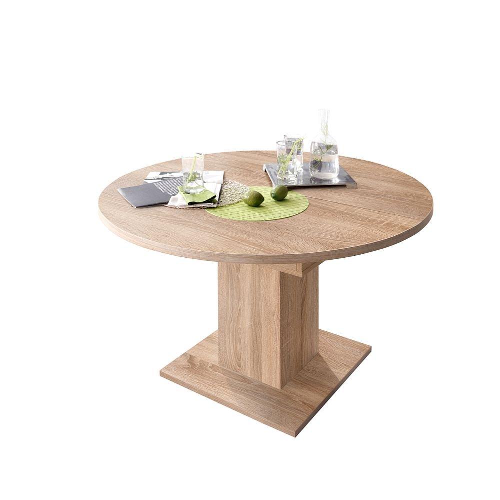 esstisch rund gro kche eiche rustikal gro esstisch rund und esstisch sessel with esstisch rund. Black Bedroom Furniture Sets. Home Design Ideas