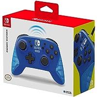 Hori Wireless HORIPAD - Para Nintendo Switch - Liciencia Oficial para Nintendo - Edición Azul - Azul Edition