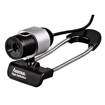 Black webcam tube