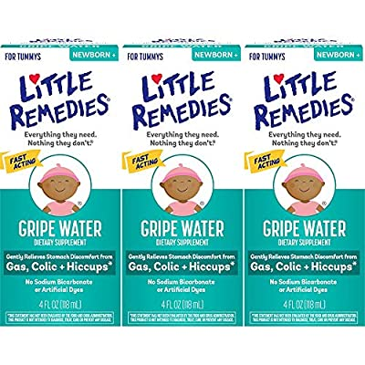 Little Remedies Gas Relief Drops | Safe for Newborns