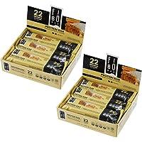 FIBO Bar Protein Suero leche Neto 390 gr con 6 Barras de 65 gr (2 Unidades 12 barras total) (Cookies & Cream)