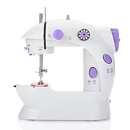 Amazon Cosprof Mini Sewing Machines Dual Speed Double Thread Awesome Electric Sewing Machines