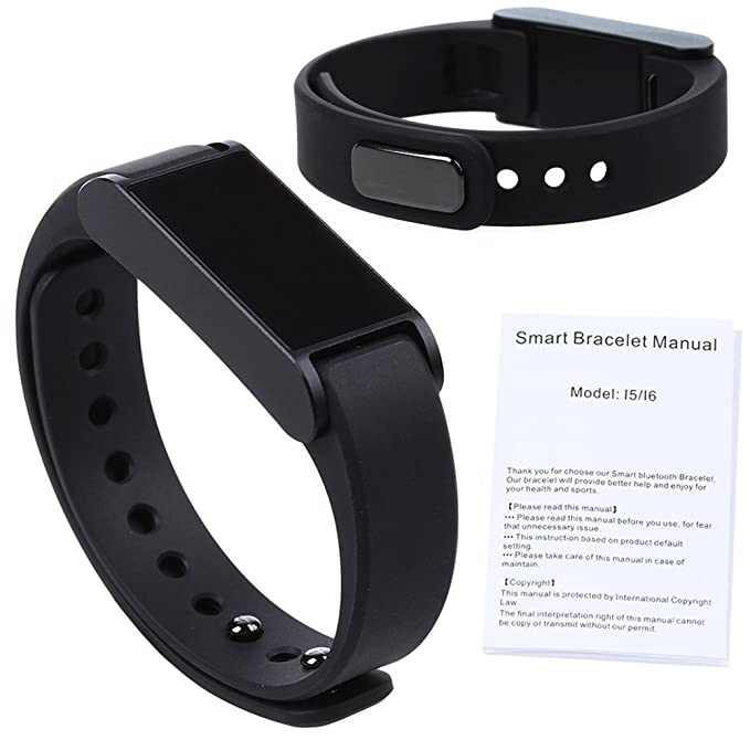 Dbpower Bluetooth Smart Wrist Watch Pedometer Bracelet Sleep Track