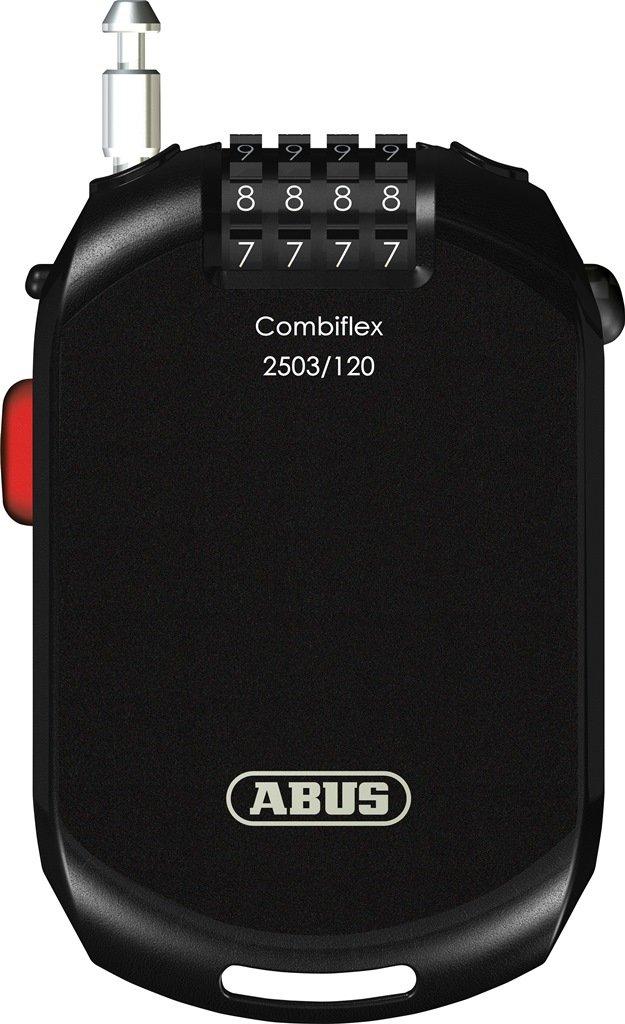 Abus Combiflex 2503 Cble-antivol Vélo Noir 120 cm product image
