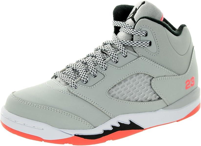 purchase cheap 4dd9b 5ca06 Amazon.com | [440893-018] AIR Jordan 5 Retro (GP) PRE-School ...