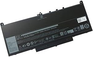 SERNN J60J5 Replacement Laptop Battery Compatible with Dell Latitude E7270 Latitude E7470 MC34Y 242WD - 7.6V 55Wh