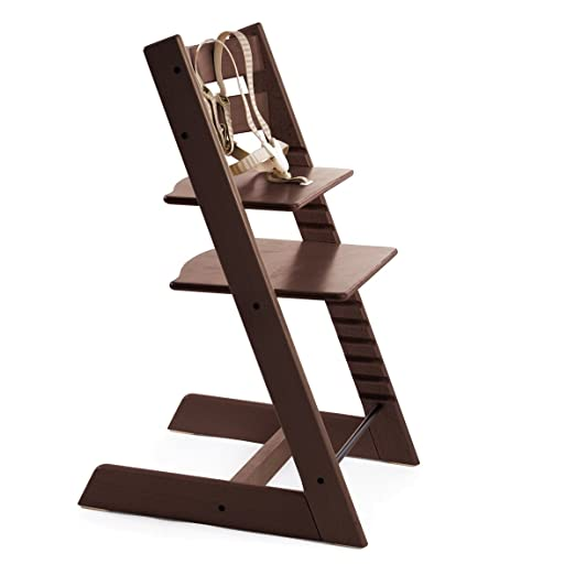 Stokke - Tripp Trapp High Chair - Walnut Brown
