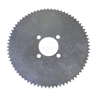 Rotary 469 Steel Plate Sprocket: Garden & Outdoor