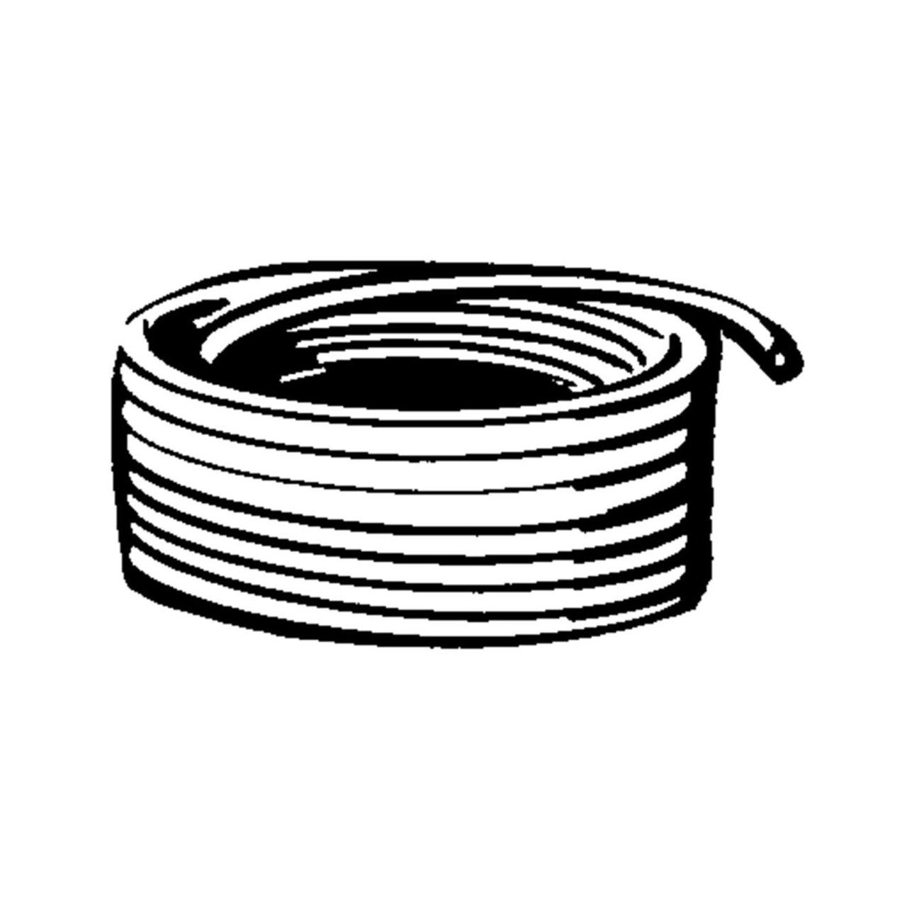 Harvey 093175 7/8-Inch by 50-Foot Dishwasher Hose