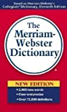 img - for Merriam Webster Dictionary book / textbook / text book