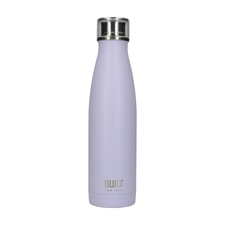 Creative Tops - Botella de Acero Inoxidable con Aislamiento de Doble Pared: Amazon.es: Hogar