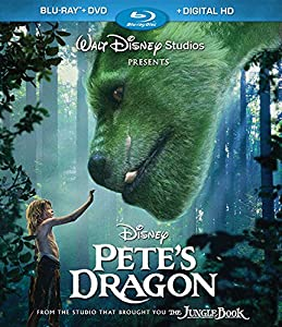 Cover Image for 'Pete's Dragon [Blu-ray + DVD + Digital HD]'