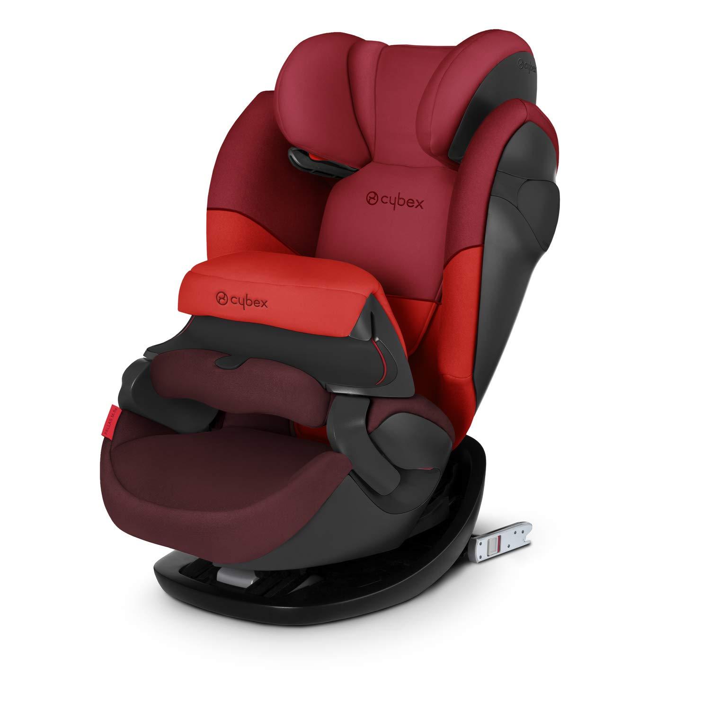 Cybex - Silla de coche grupo 1/2/3 Pallas M-Fix, silla de coche 2 en 1 para niños, para coches con y sin ISOFIX, 9-36 kg, desde los 9 meses hasta los 12 ...
