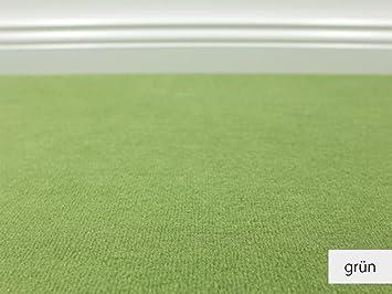 Teppichboden Auslegware Vorwerk Bijou Uni Grun 400 X 250 Cm 19 80
