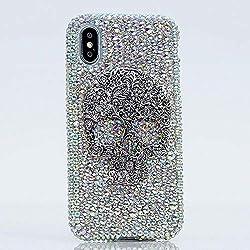 Aurora Borealis Crystal Case For iPhone Max