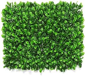 Green Mesh Wall - Garden Fence Decor