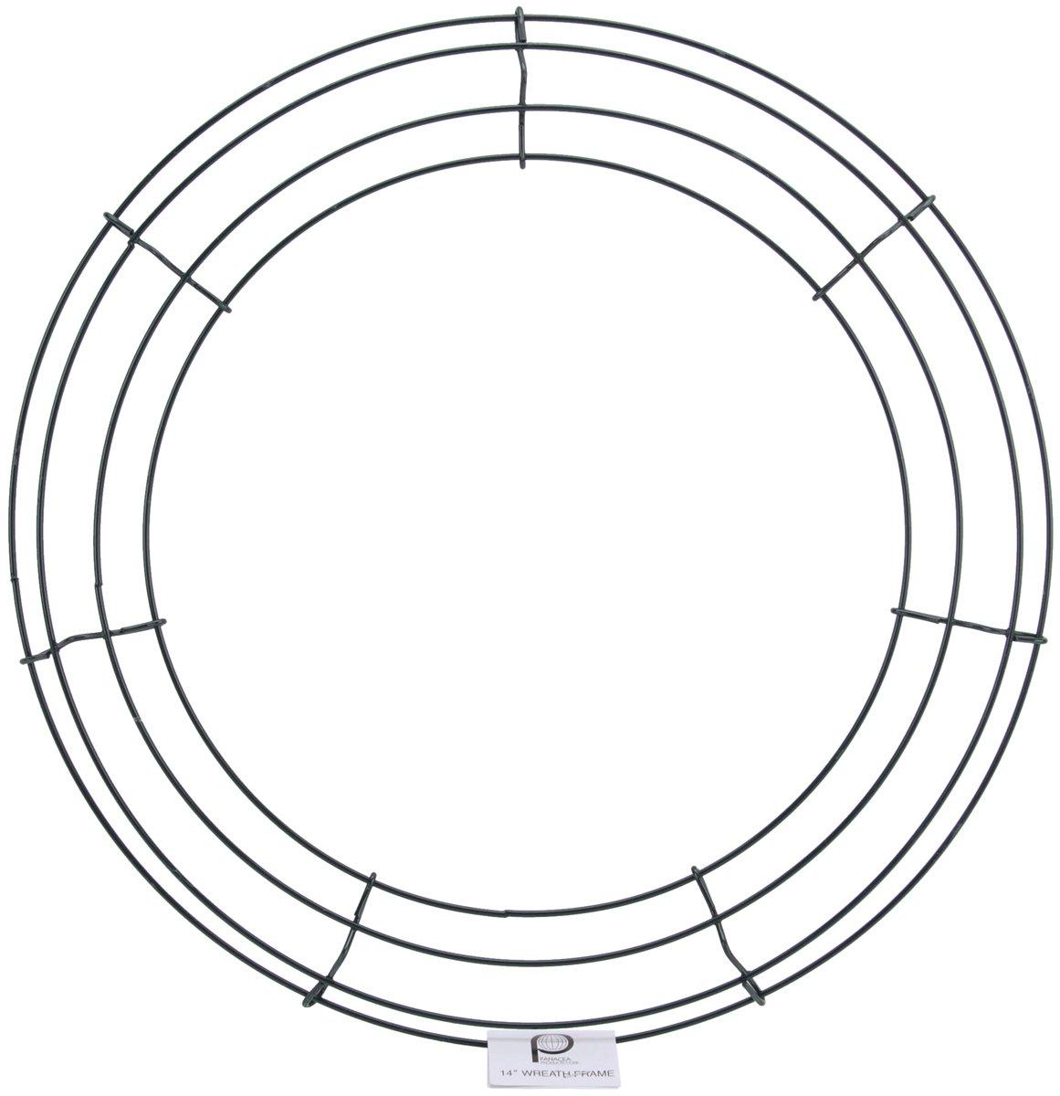 Wire Wreath Frame-14